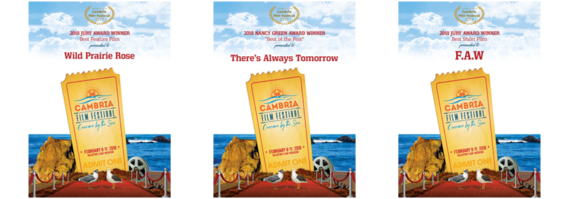 Cambria film festival award winners